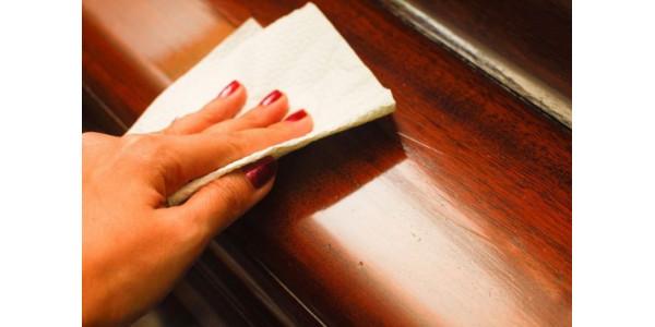 Как бороться с царапинами на мебели?