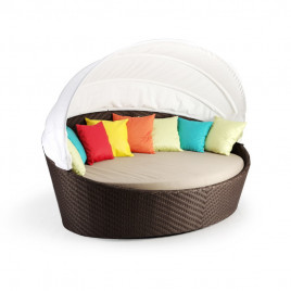 Лаунж диван Орбит с тентом