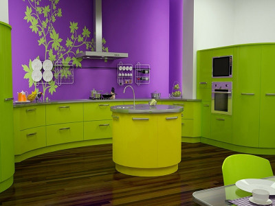 Какие моменты следует учитывать при выборе дизайна кухни?