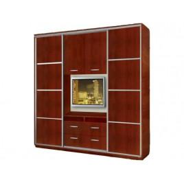 Шкаф купе под телевизор К25 250х55х220