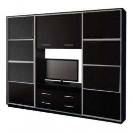 Шкаф купе под телевизор К27 270х55х220