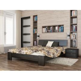 Деревянная кровать Титан