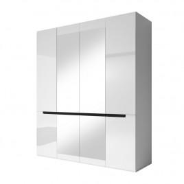 Шкаф 4D Hektor белый