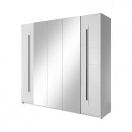 Шкаф 5D Tulsa белый
