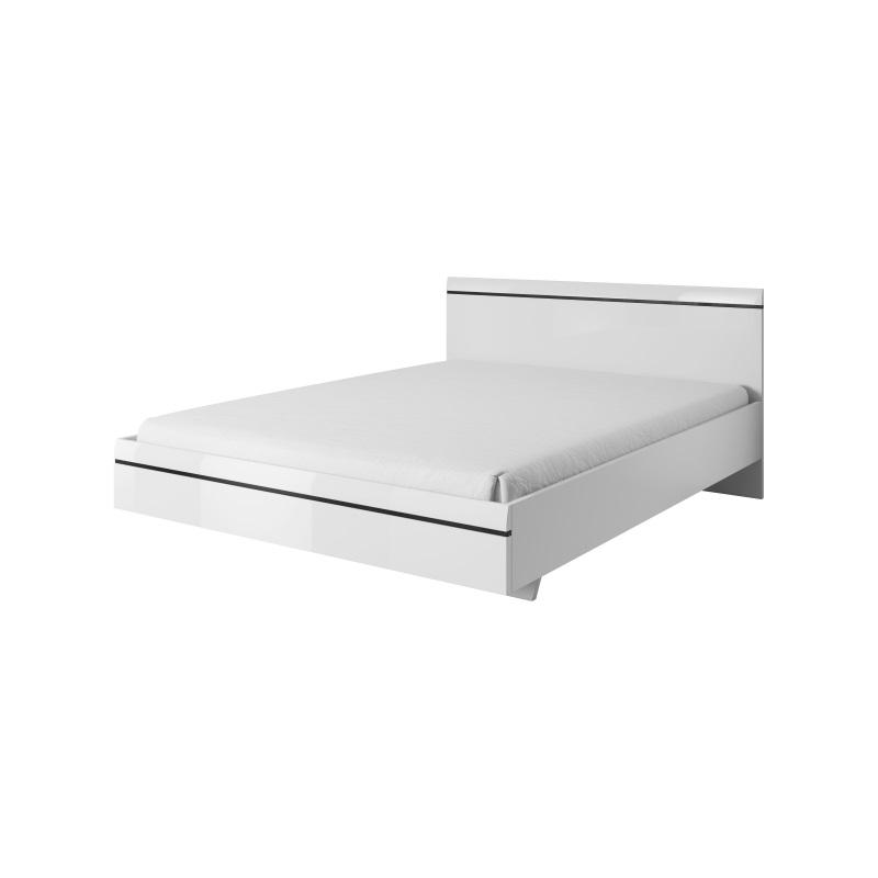 Кровать Tulsa белая