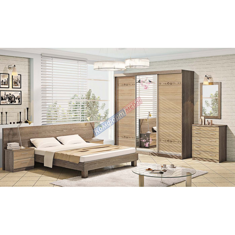 "Спальня ""Софт"" СП-4508"