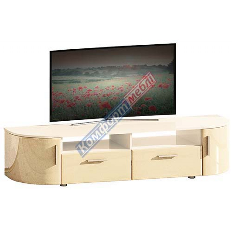 Тумба под телевизор ТВ-34 «Хай-тек»