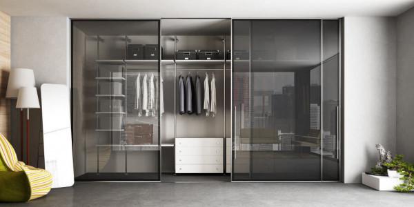 Шкаф-купе, встроенный шкаф или гардеробная: выбираем оптимальный вариант
