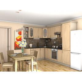 Кухня угловая  Эскиз 2