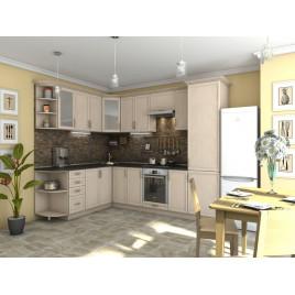 Кухня угловая  Эскиз 9