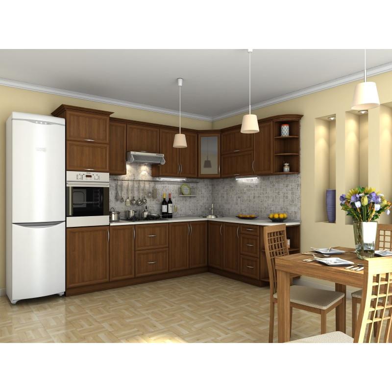 Кухня угловая  Эскиз 12