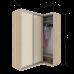 Приставной шкаф-купе  Гарант 120х60х240 см.
