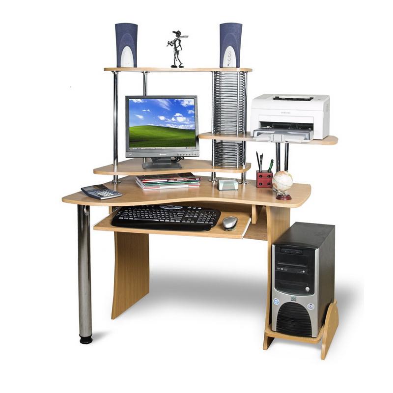 Компьютерный стол СК-Х-ТРА