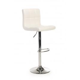 Барный стул стул B-40 белый