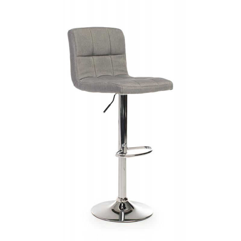 Барный стул стул B-40 серый