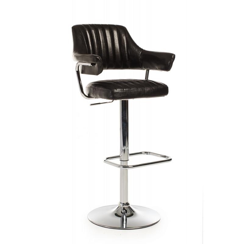 Барный стул B-90 коричневый