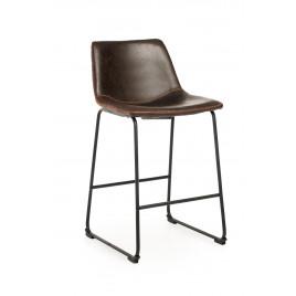 Барный стул B-14 коричневый