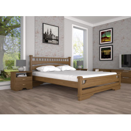 Деревянная кровать Атлант-1