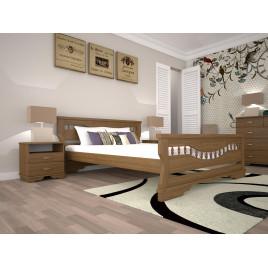 Деревянная кровать Атлант-10