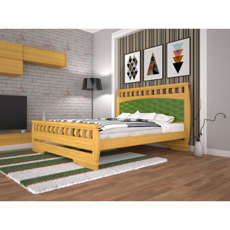Деревянная кровать Атлант-11