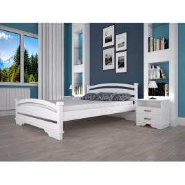 Деревянная кровать Атлант-2