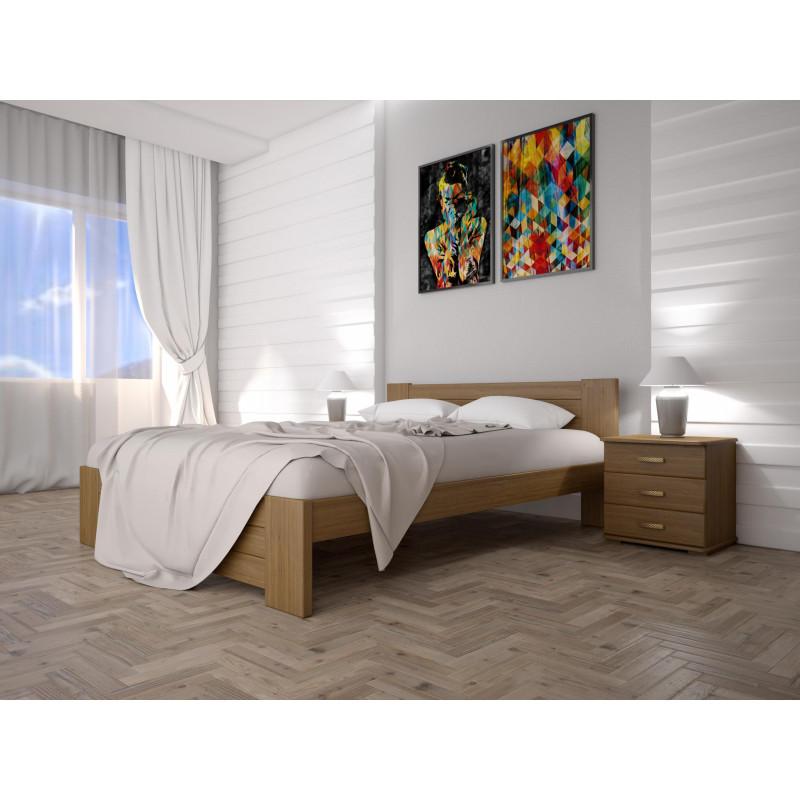 Деревянная кровать Изабелла-3