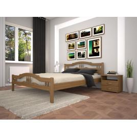 Деревянная кровать Юлия-1