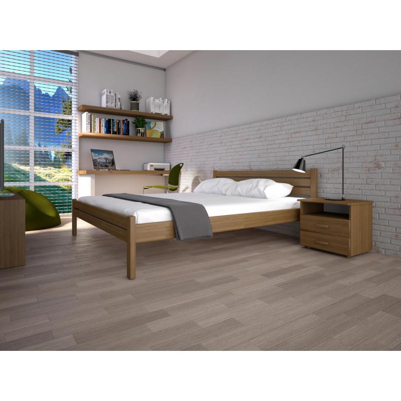 Деревянная кровать Классик