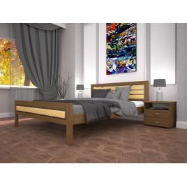 Деревянная кровать Модерн-1