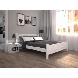 Деревянная кровать Модерн-11