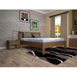 Деревянная кровать Модерн-9