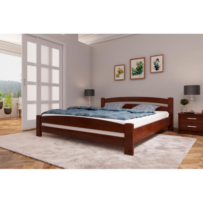 Деревянная кровать Карлота