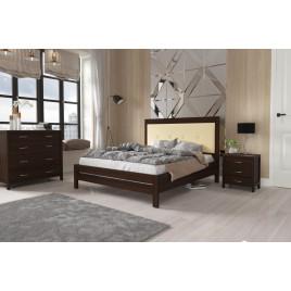 Деревянная кровать Агнет