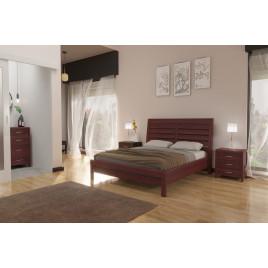 Деревянная кровать Ината