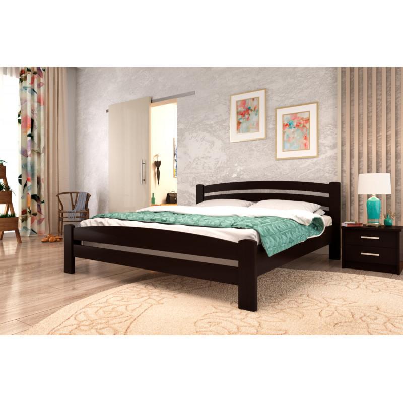 Деревянная кровать Вильма