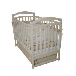 Кроватка детская ЛД6 слоновая кость